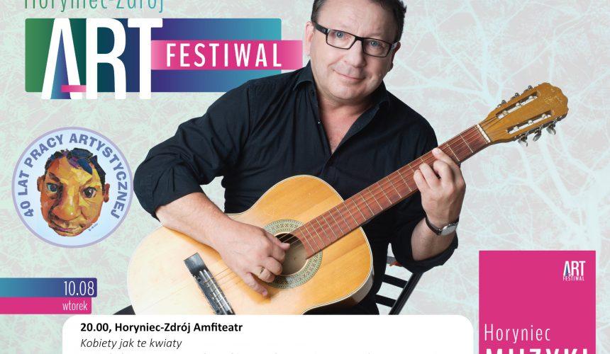 Zbigniew Zamachowski gościem Art Festiwalu